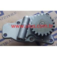 6204-51-1100 Yağ pompası 4D95S Motor KOMATSU