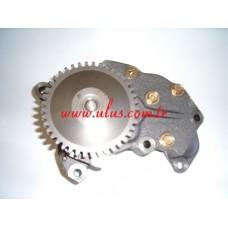 6221-51-1100 Yağ pompası S6D108 Motor KOMATSU