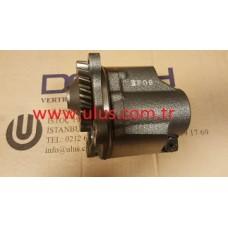 6151-51-1005 Motor yağ pompası S6D125E motor KOMATSU