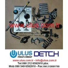 6138-42-4110 Emme supap SA6D110 Motor KOMATSU