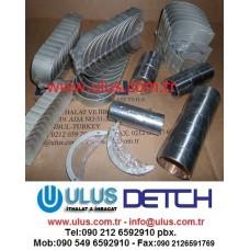 112251-0270 Piston kol burcu 6BG1 Motor ISUZU
