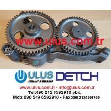 346355A1 Yağ pompası CASE 9046 6D24-T MITSUBISHI Motor