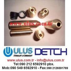132294A1 Enjektör sarısı CASE 9046 6D24-T Motor MITSUBISHI