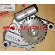 129907-32000 Motor yağ pompası 4TNE94 Motor YANMAR