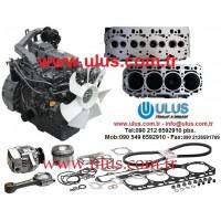 YANMAR 3TNV88-BQIK Motor Yedek parça
