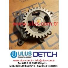 02/801950 Yağ pompası ISUZU Motor